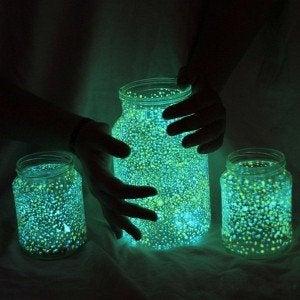 Leuchtglas-anfertigen