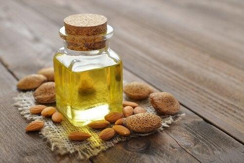Mandelöl für Seife