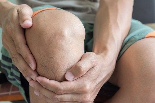 Knie: Probleme und Schmerzen