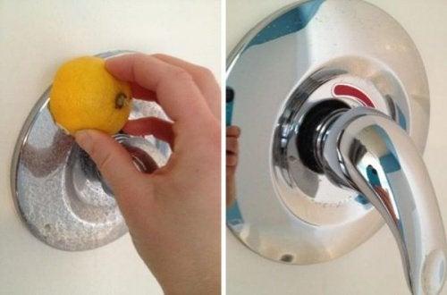 Wasserhähne: 7 Tricks zur natürlichen Reinigung