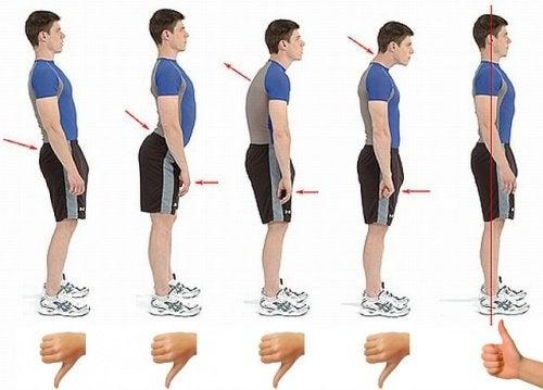 6 Techniken für eine gerade Haltung - Besser Gesund Leben