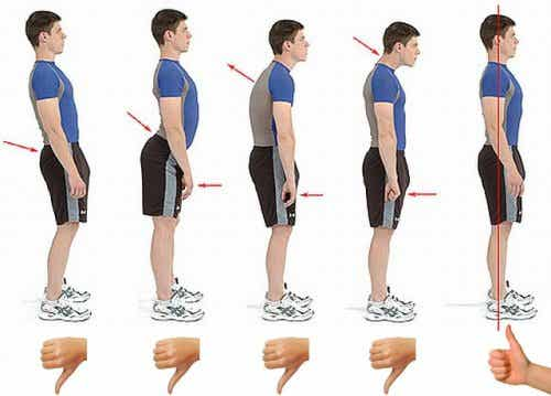 6 Techniken für eine gerade Körperhaltung