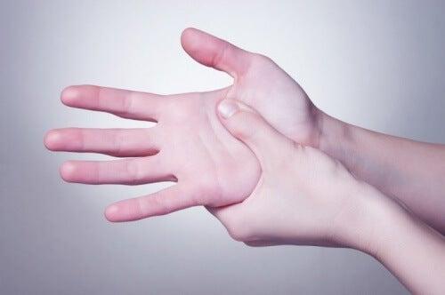 Akupunktur Hand