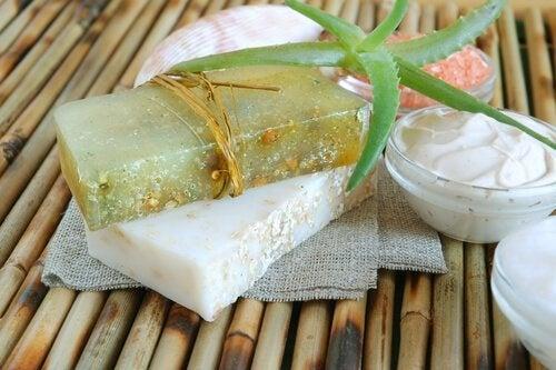 Feuchtigkeitsspendende Aloe-Vera-Seife selber machen