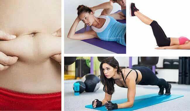 Bauchmuskeltraining: 7 Übungen für zu Hause