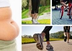 Bewegung Diät