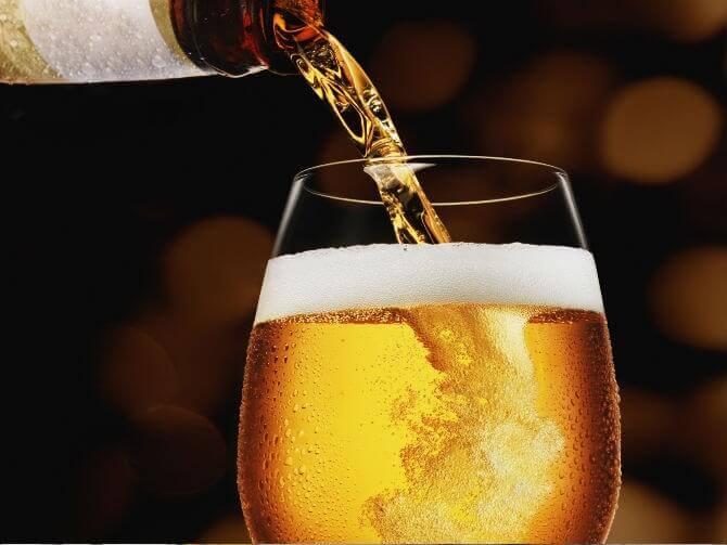 Kann Bier gesund sein?
