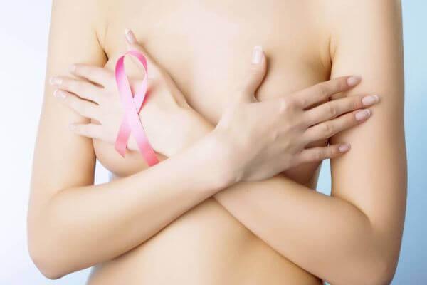 Brustkrebs Brust