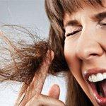 Feuchtigkeitsspendende Haarmasken gegen Spliss