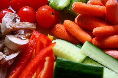 besserer Hämoglobinspiegel durch Gemüse