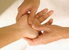 Hand Akupunktur
