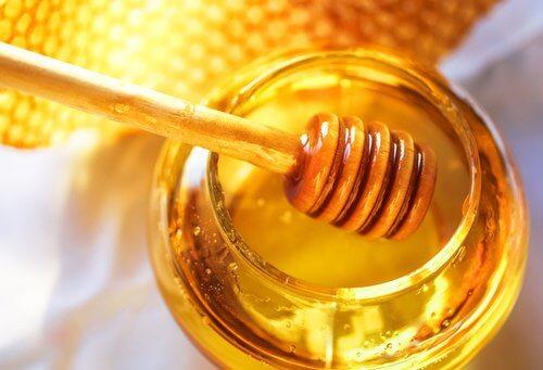 Honig statt Zucker
