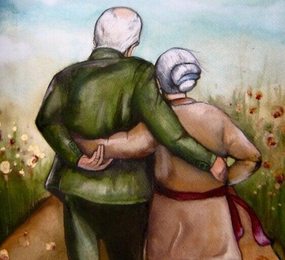 Liebe Ehepaar