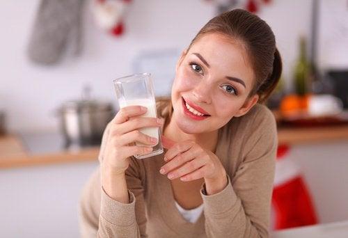 Reiswasser fuer die Gesundheit