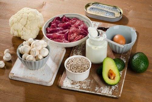 Bei einer Schilddrüsenunterfunktion B-Vitamine essen