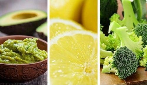 Die 6 besten basischen Nahrungsmittel