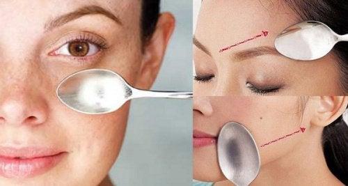 Die Löffelmassage für straffe Haut: einfach und effektiv!