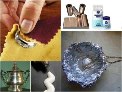 Effiziente Tipps zur Reinigung von Schmuck