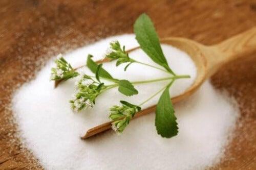Stevia-Süssstoff