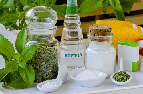 Stevia statt Zucker