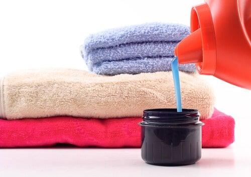 Weichspüler für Wäsche