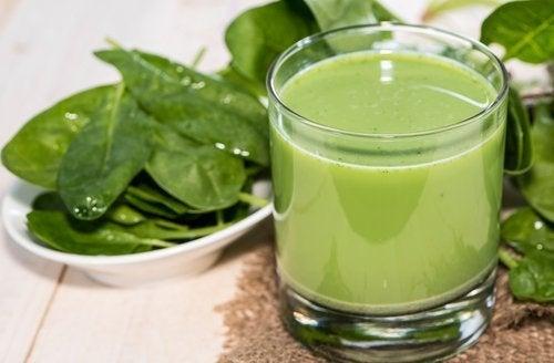 Der Nutzen reinigender grüner Mixgetränke