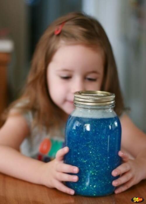 Montessori-Glas