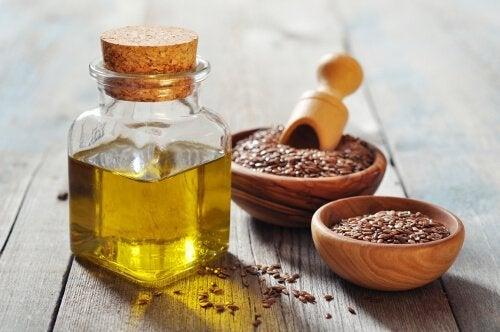 Öl und Sesam gegen Schmerzen