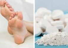 Aspirin Füße