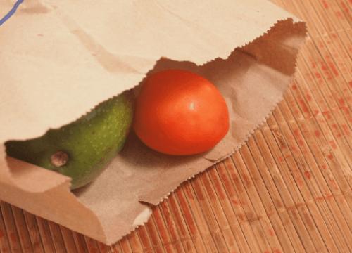 Avocados-nachreifen