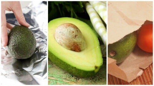 Avocados nachreifen lassen