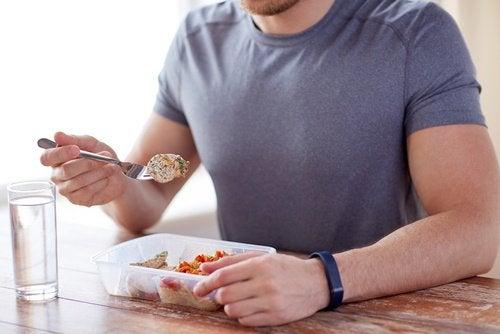 Diät für schmalere Taille