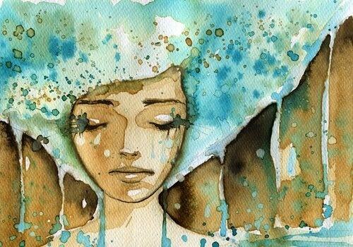 4 Unterschiede zwischen Traurigkeit und Depression