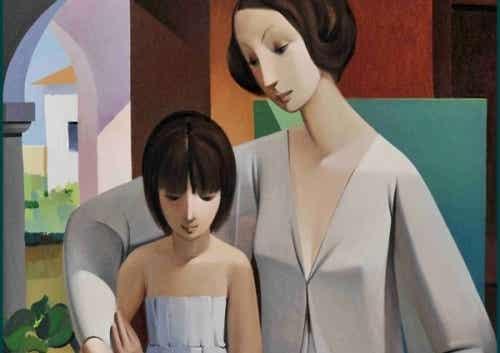 Mutter und Tochter – eine besondere Beziehung…