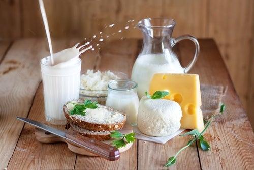 Nahrungsmittel und Blähbauch