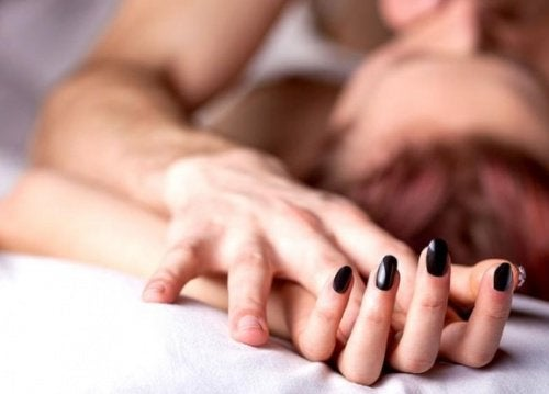 Sex im Bett