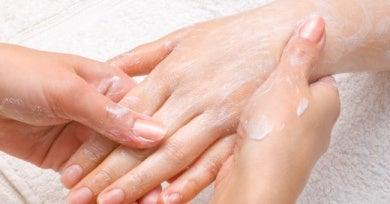 Vaseline für Hände