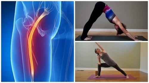 Mit Yoga gegen Ischias-Schmerz