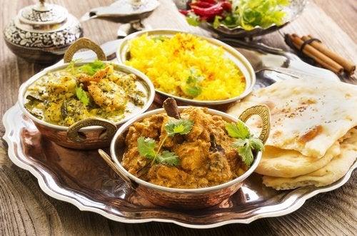 Wissenswertes über Die Indische Küche