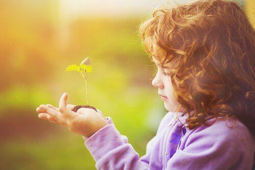 kind-mit-pflanze-und-fluegel