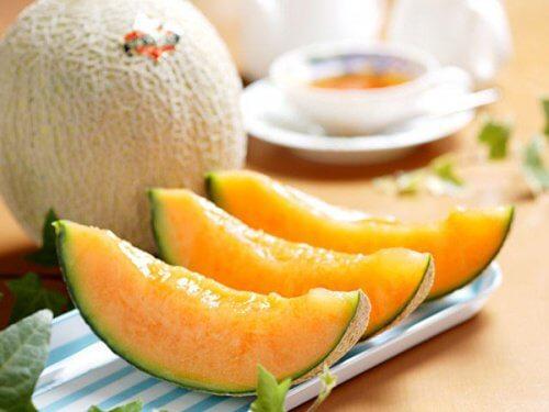 Wassermelone zur Gewichtsreduktion