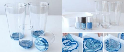 17 alternative Möglichkeiten, Nagellack zu verwenden