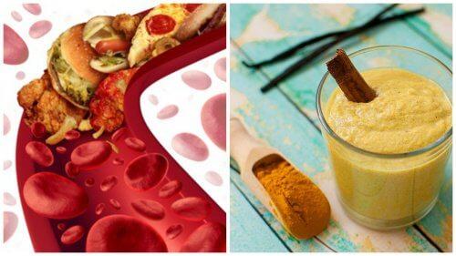 5 ausgezeichnete Hausmittel, die zur Reinigung der Arterien beitragen könnte