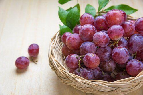 Resveratrol: 5 Gründe, rote Weintrauben zu essen