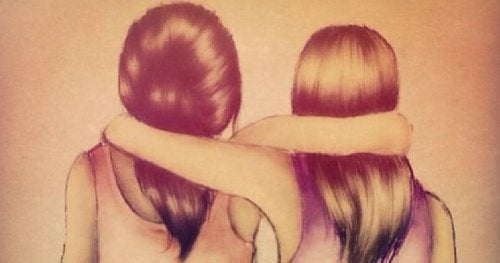 Geteiltes Leid ist halbes Leid, geteilte Freude doppelte Freude