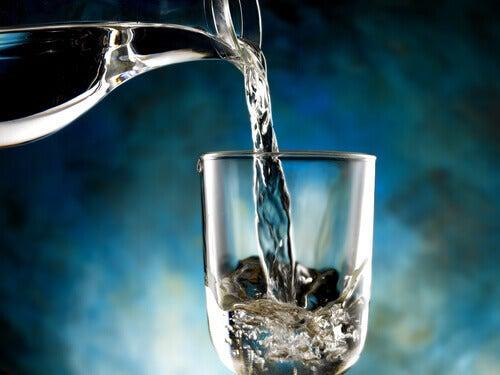 Entwässernd wirkende Hausmittel