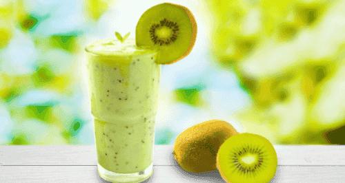 5 Shakes mit Kiwi, die du probieren solltest