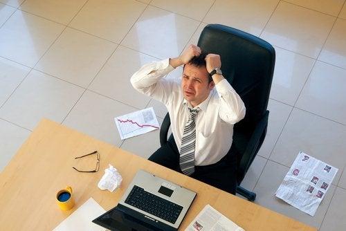 job-arbeit-stress