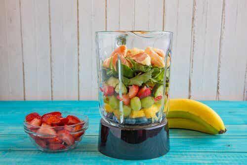 Neue Ideen für kalorienarme Smoothies