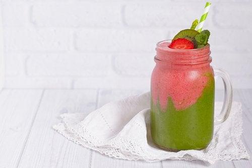 Rezepte für grüne Smoothies